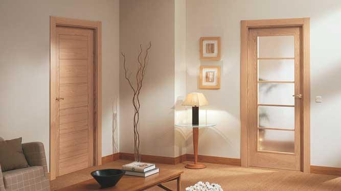 puertas de madera en malaga